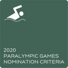 2020 Paralympic Games Nomination Criteria