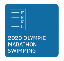 2020 Olympic Marathon Swimming