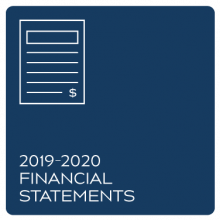 2019-2020 Financial Statements
