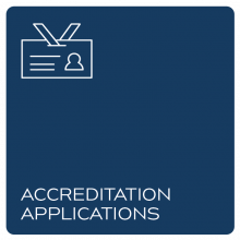 Accreditation Applications