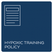 hypoxic training