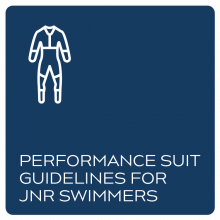 Performance Suit Guidelines for Junior Swimmers