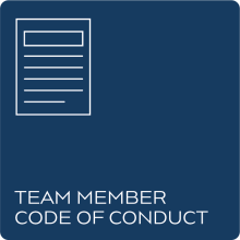 Team Member Code of Conduct